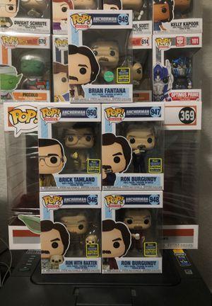 Anchorman Pop Set (SDCC 2020) for Sale in Hialeah, FL