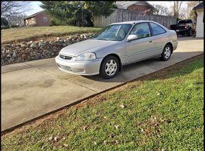 2000 Honda Civic for Sale in Morganton, NC