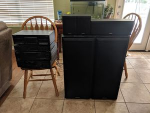 Full Audio System w/5 speakers for Sale in Mesa, AZ