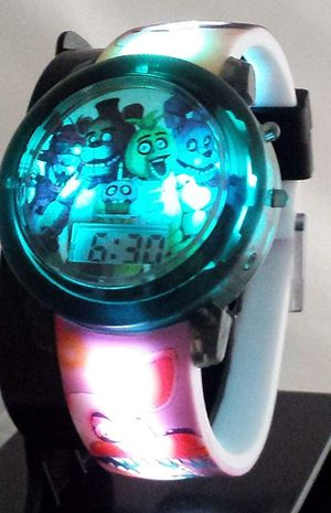 Five Nights at Freddy's Light Up Watch for Sale in Lake Forest, CA