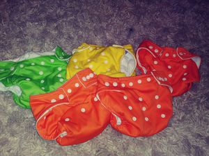Baby cloth diapers for Sale in Portland, OR