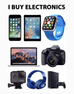 SONY PS4 - APPLE WATCH - IPAD - IPHONE - APPLE TV - MACBOOK for Sale in Miami, FL