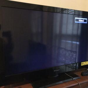 Tv Emerson Black 42 In for Sale in Hartford, CT