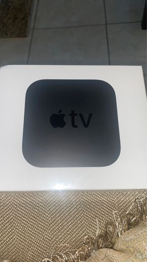 Apple TV HD for Sale in Perth Amboy, NJ