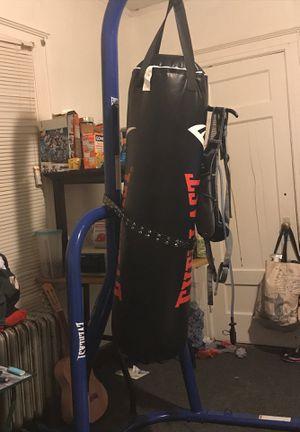 Punching bag for Sale in Belleville, NJ