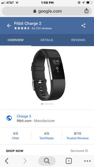 Fitbit HR for Sale in Smyrna, GA