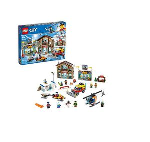 BRAND NEW LEGO City Ski Resort 60203 Building Kit Snow Toy for Kids (806 Pieces) for Sale in Orlando, FL
