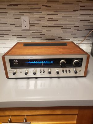Vintage Pioneer Stereo Receiver SX 1500TD for Sale in San Jose, CA
