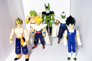 Vintage Dragon Ball Z SS GT figures for Sale in Austin, TX