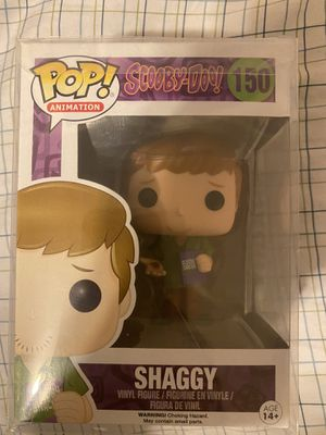 Shaggy Valuted Funko POP for Sale in Los Angeles, CA