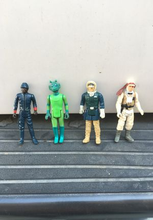 Star Wars Action Figures for Sale in Norco, CA