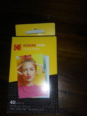 Kodak photo paper for Sale in Okatie, SC