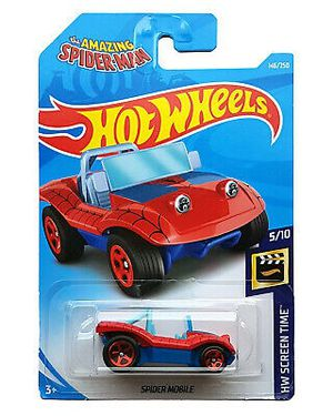 Hot wheels Spider Man mobile Collectible die cast toy car $3 trade Hotwheels jdm honda Nissan datsun Civic gtr integra crx for Sale in Colton, CA