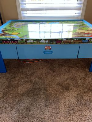 Thomas and Friends Train Table for Sale in Mount Laurel Township, NJ