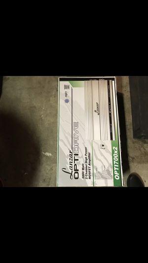 Lanzar opti 700x2 for Sale in Philadelphia, PA