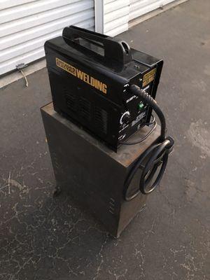 Welder & welding cart for Sale in Nellis Air Force Base, NV
