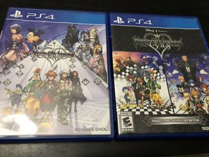 Kingdom Hearts Games for Sale in Brooklyn, OH