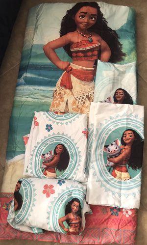 Moana FULL size Bed Set for Sale in Deltona, FL