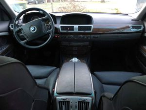 2002 BMW 745li black on black new tires for Sale in Louisville, KY