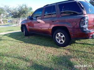 2002 CHEVROLET TRAIL BLAZER CHEVY TRAILBLAZER $$1000 for Sale in Pompano Beach, FL