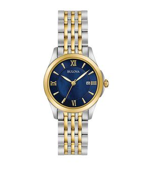 Bulova women's quartz stainless steel watch for Sale in Chevy Chase, DC