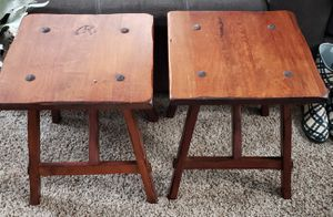 2 End tables for Sale in Arvada, CO