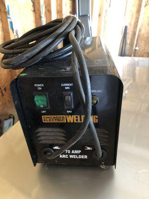70 amp arc welder for Sale in Obetz, OH