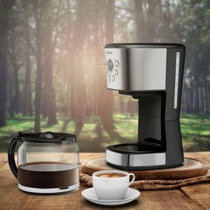 12-cup LCD Display Programmable Coffee Maker Brew Machine for Sale in Diamond Bar, CA