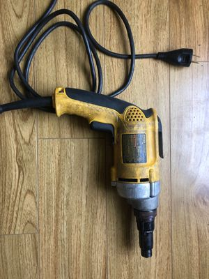 Corded impact for Sale in Augusta, GA