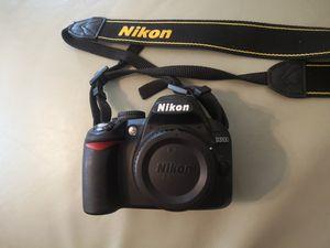 Nikon D3100 (body) for Sale in Summit, IL