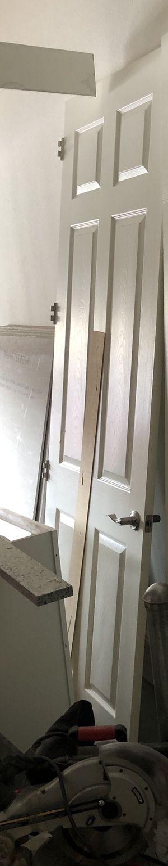 """Door 8'x36"""" - 6 panel door for Sale in Riverview, FL"""