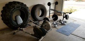Home crossfit equipment for Sale in Phoenix, AZ