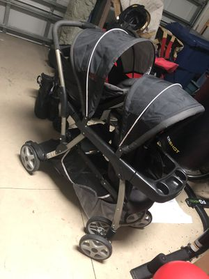 Graco Ready2Grow Sit and Stand double stroller for Sale in Land O Lakes, FL
