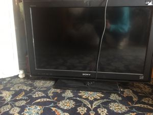 32 inch Sony flat screen tv $40 for Sale in Los Angeles, CA