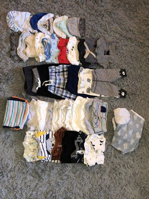 Baby boy clothes (63) for Sale in Chula Vista, CA