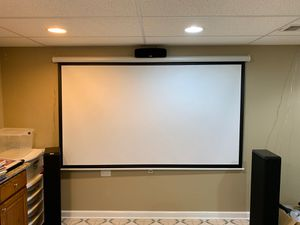 Full Home Theater Entertainment Center for Sale in Bloomingdale, IL