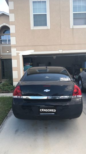 Chevy impala 2008 for Sale in Ruskin, FL