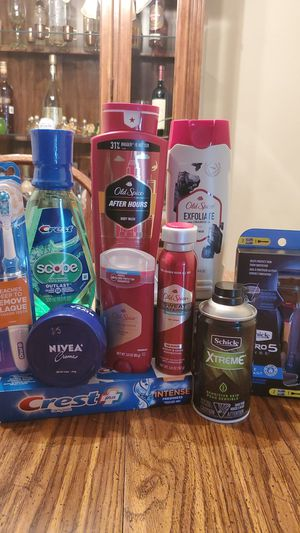 Old spice bundle for Sale in Odessa, TX