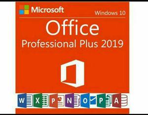 MS Office Profesional Pro Plus Full version PC/MAC for Sale in Miami, FL
