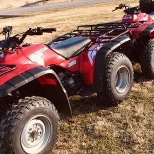 1996 Honda Fourtrax 4x4 for Sale in Rockville, MD