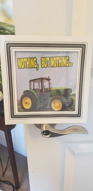 John deere tractor photo for Sale in O'Fallon, IL