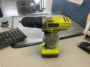 RYOBI 12V LITHIUM DRILL WITH CHARGER. for Sale in Barstow, CA