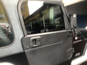 2002 jeep wrangler doors for Sale in Roselle, NJ