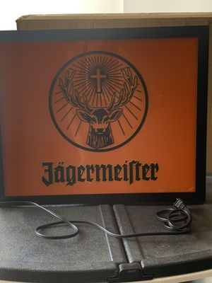 Jäger lighted sign for Sale in Stockton, CA