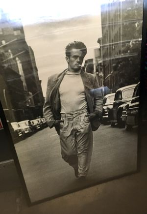 James Dean Framed Picture for Sale in Phoenix, AZ