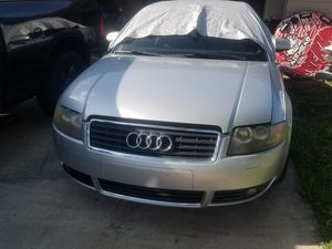 Audi A4 1.8 Turbo convertible 2003 for Sale in Cypress Gardens, FL