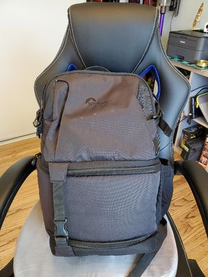 Lowepro DSLR video pack 250 AW camera backpack for Sale in Dublin, CA