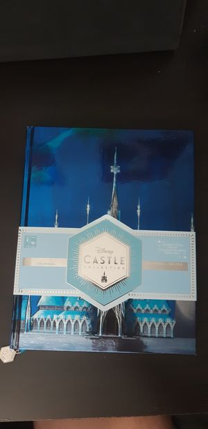 Disney Castle Collection Journal for Sale in Chandler, AZ