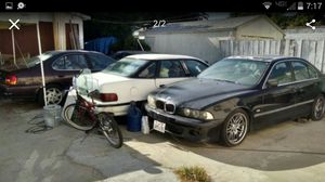 99-BMW 99-Nissan 88 Mercury for Sale in Culver City, CA