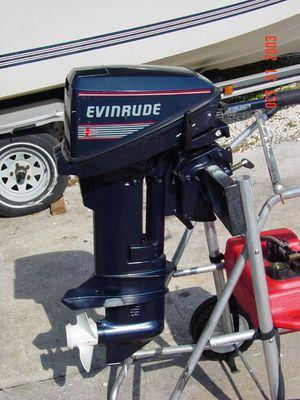 Evinrude 15hp Boat Motor for Sale in Rancho Santa Margarita, CA